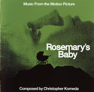 Christopher (Krzysztof) Komeda - Rosemary's Baby: Music From the Motion Picture (1968) Expanded Limited Edition 2012