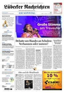 Lübecker Nachrichten Ostholstein Süd - 05. August 2018