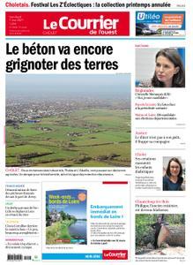 Le Courrier de l'Ouest Cholet – 07 mai 2021