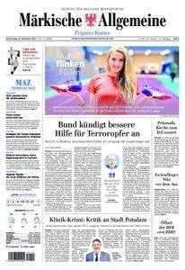 Märkische Allgemeine Prignitz Kurier - 14. Dezember 2017
