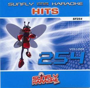 Sunfly 254 – 15 Songs Karaoke MP3G