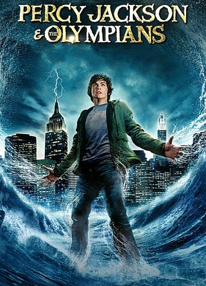 Percy Jackson and the Olympians - 5 Book Boxed Set