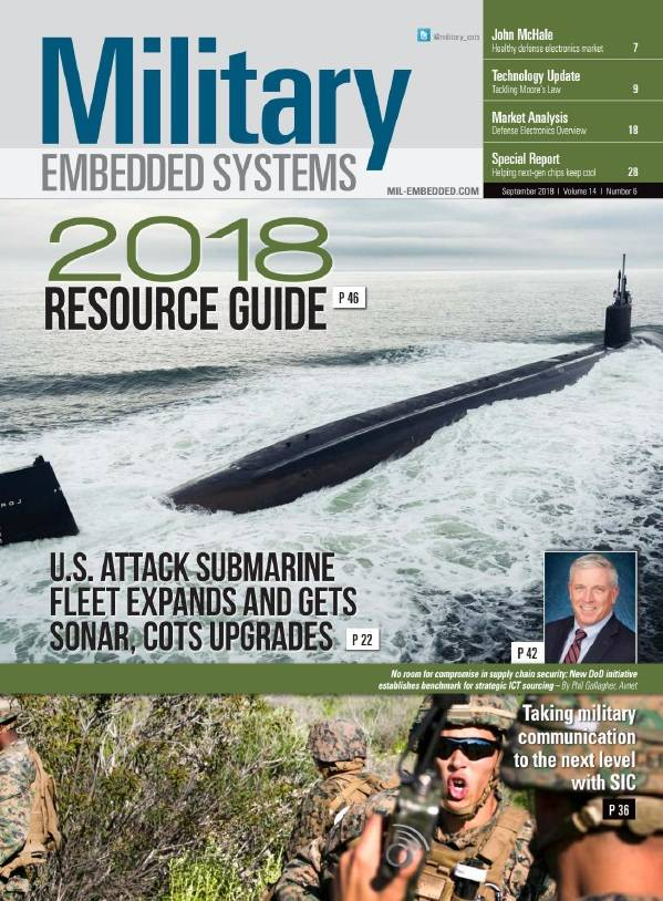 Military Embedded Systems - September 2018 / AvaxHome