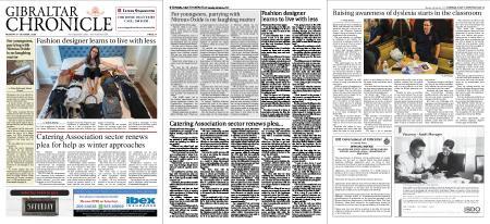 Gibraltar Chronicle – 05 October 2020