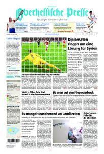 Oberhessische Presse Hinterland - 17. April 2018