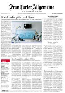 Frankfurter Allgemeine Zeitung - 2 April 2020