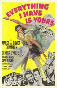 Everything I Have Is Yours (1952)