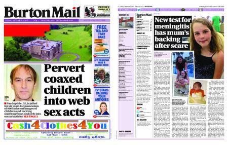Burton Mail – September 05, 2017
