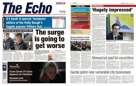 Evening Echo – April 02, 2020