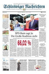 Schleswiger Nachrichten - 05. März 2018