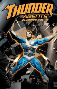IDW-T h u n d e r Agents Classics Vol 03 2014 Hybrid Comic eBook