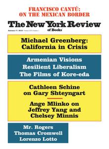 The New York Review of Books - January 17, 2019