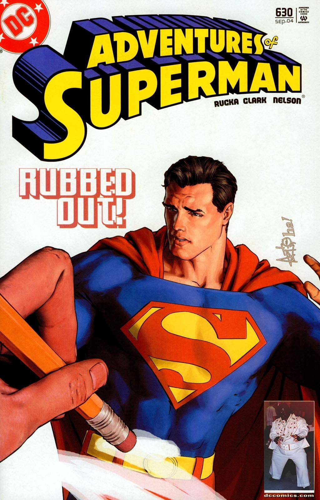 Adventures of Superman 630