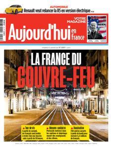 Aujourd'hui en France - 15 Janvier 2021
