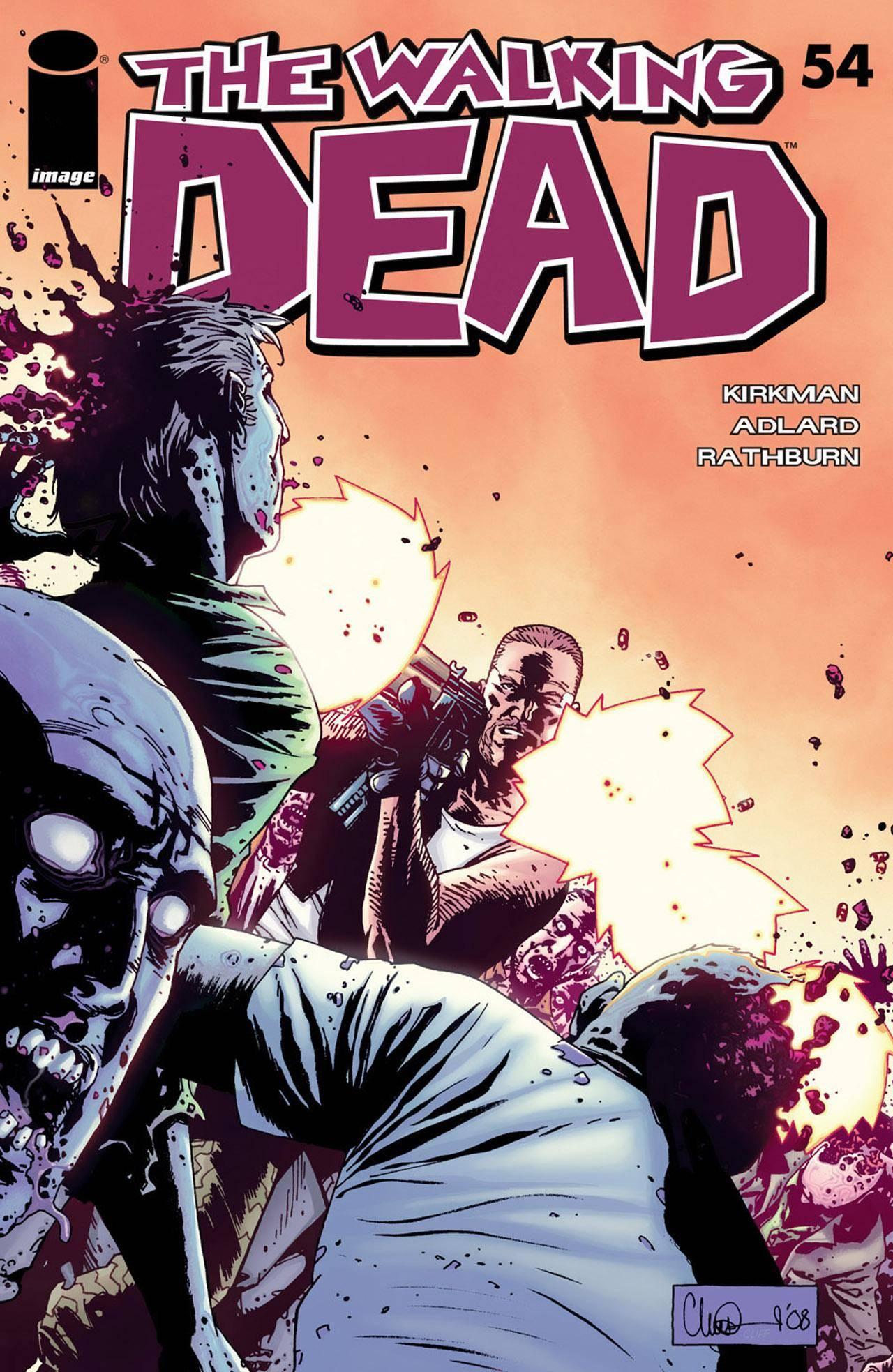 Walking Dead 054 2008 digital
