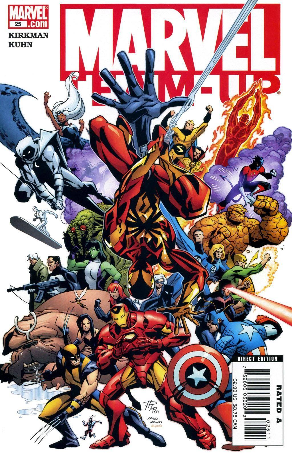 Marvel Team-Up v3 25