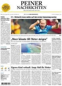 Peiner Nachrichten - 08. August 2018