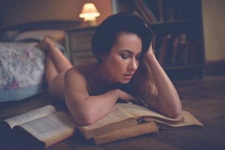 Dominika by Marcin Haczyk for NIF Magazine