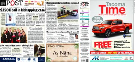The Guam Daily Post – April 16, 2019