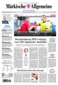 Märkische Allgemeine Westhavelländer - 05. September 2019