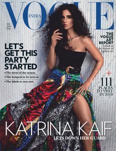 Vogue India - December 2018