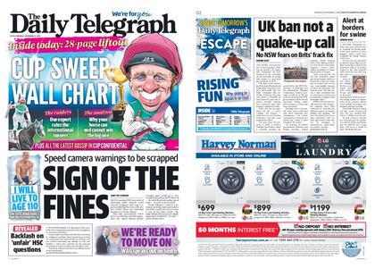 The Daily Telegraph (Sydney) – November 04, 2019