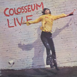 Colosseum ‎- Colosseum Live (1971) UK 1st Pressing - 2 LP/FLAC In 24bit/96kHz