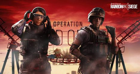 Tom Clancy's Rainbow Six Siege - Operation Blood Orchid (2017)