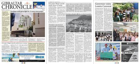 Gibraltar Chronicle – 25 June 2018
