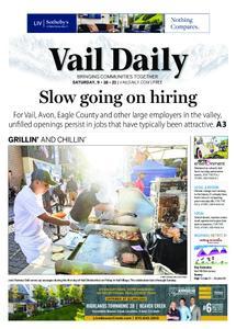 Vail Daily – September 18, 2021