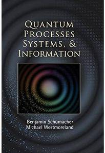 Quantum Processes Systems, and Information [Repost]