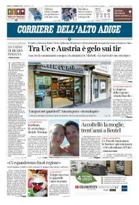 Corriere dell'Alto Adige – 15 febbraio 2020