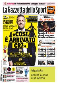 La Gazzetta dello Sport Sicilia – 12 febbraio 2019