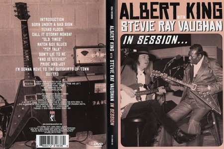 Albert King & Stevie Ray Vaughan - In Session (2010) {Deluxe Edition}