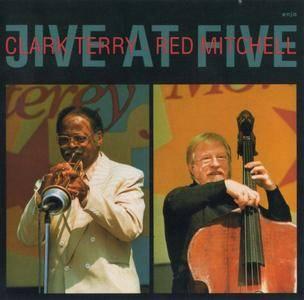 Clark Terry & Red Mitchell - Jive At Five (1990) {Enja Records - ENJA CD 6042-2 rec 1988}