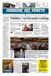 Corriere del Veneto Venezia e Mestre – 06 settembre 2020