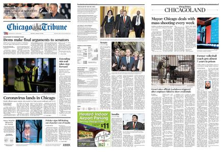 Chicago Tribune – January 25, 2020