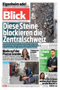 Blick – 16. August 2019