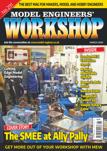Model Engineers' Workshop - March 2020