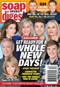 Soap Opera Digest - July 24, 2017