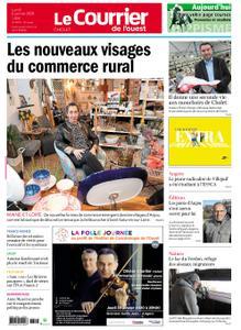 Le Courrier de l'Ouest Cholet – 06 janvier 2020