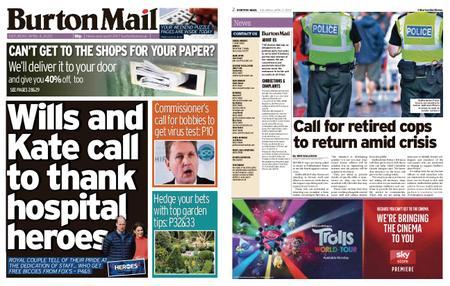 Burton Mail – April 04, 2020
