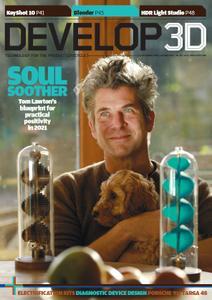 DEVELOP3D Magazine - December 2020-January 2021
