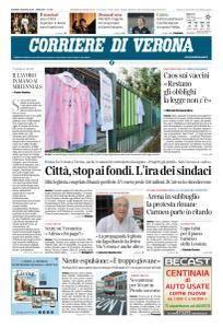 Corriere di Verona - 9 Agosto 2018