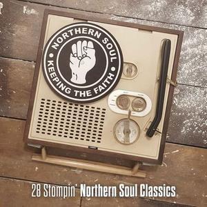 VA - Keeping the Faith: 28 Stompin' Northern Soul Classics (2CD, 2019)