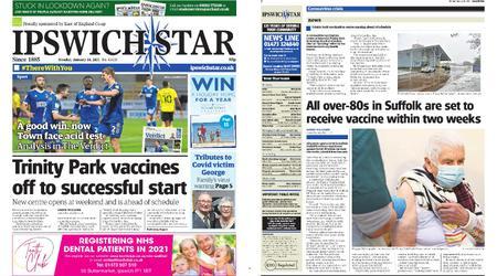 Ipswich Star – January 18, 2021