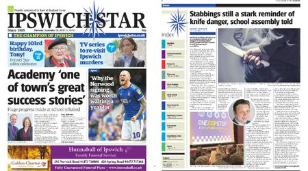 Ipswich Star – September 26, 2019