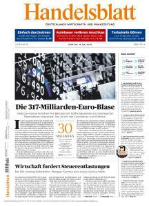 Handelsblatt - 18 Mai 2020