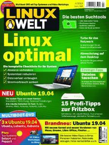 Linux Welt – Mai 2019