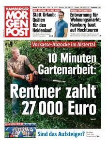 Hamburger Morgenpost – 23. Juli 2019